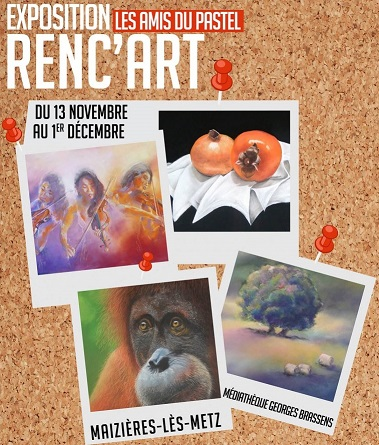 Exposition Renc'Art |