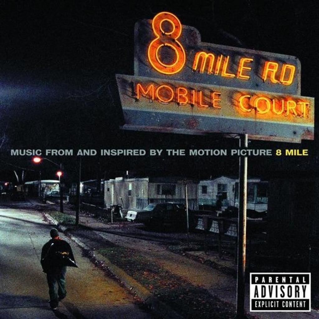 8 Mile : music from and inspired by the motion picture / Eminem, Obie Trice, 50 Cent... [et al.], chant | EMINEM. Interprète