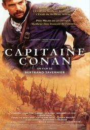 Capitaine Conan / Bertrand Tavernier, réal., scénario | TAVERNIER, Bertrand. Monteur. Scénariste