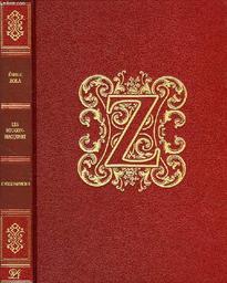 Les Rougon-Macquart : L'Assommoir / Emile Zola   ZOLA, Emile. Auteur