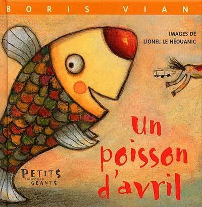 Un Poisson d'avril / Boris VIAN | VIAN, Boris