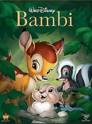 Bambi / Walt Disney, David D. Hand, réal. | DISNEY, Walt. Monteur