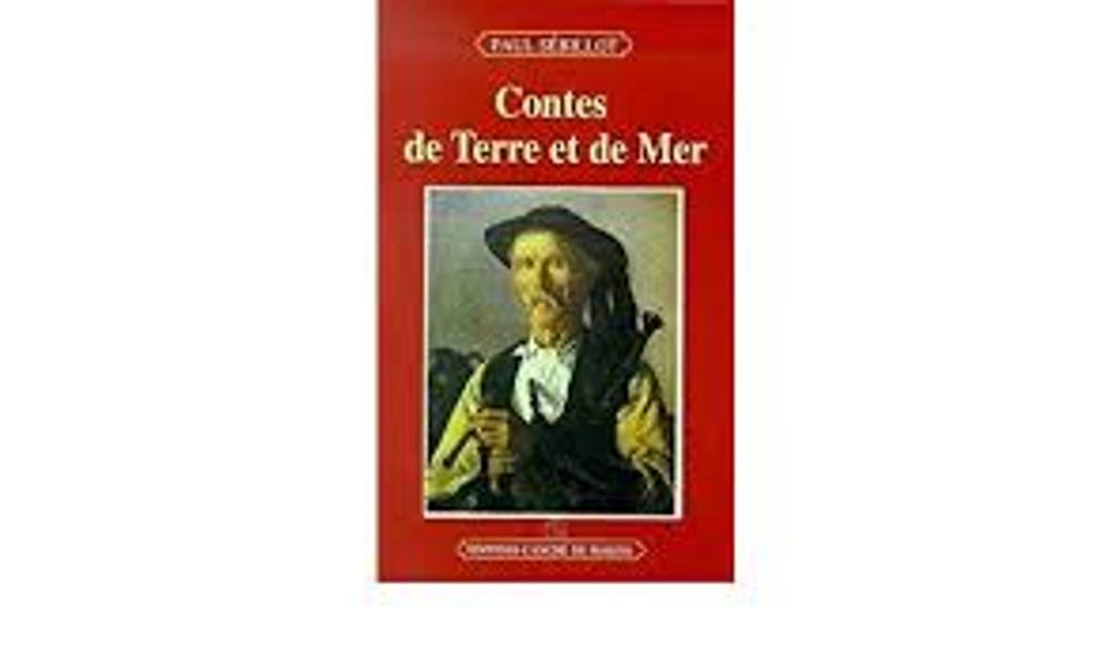 Contes de terre et de mer / Paul Sébillot   SEBILLOT, Paul. Auteur