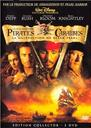 Pirates des Caraïbes = Pirates of Caribbean curse of black pear : Malédiction du Black Pearl (La) / Gore Verbinski, Réal. | VERBINSKI, Gore. Monteur
