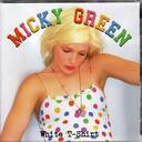 White T-Shirt / Micky Green, chant.   GREEN, Micky. Interprète