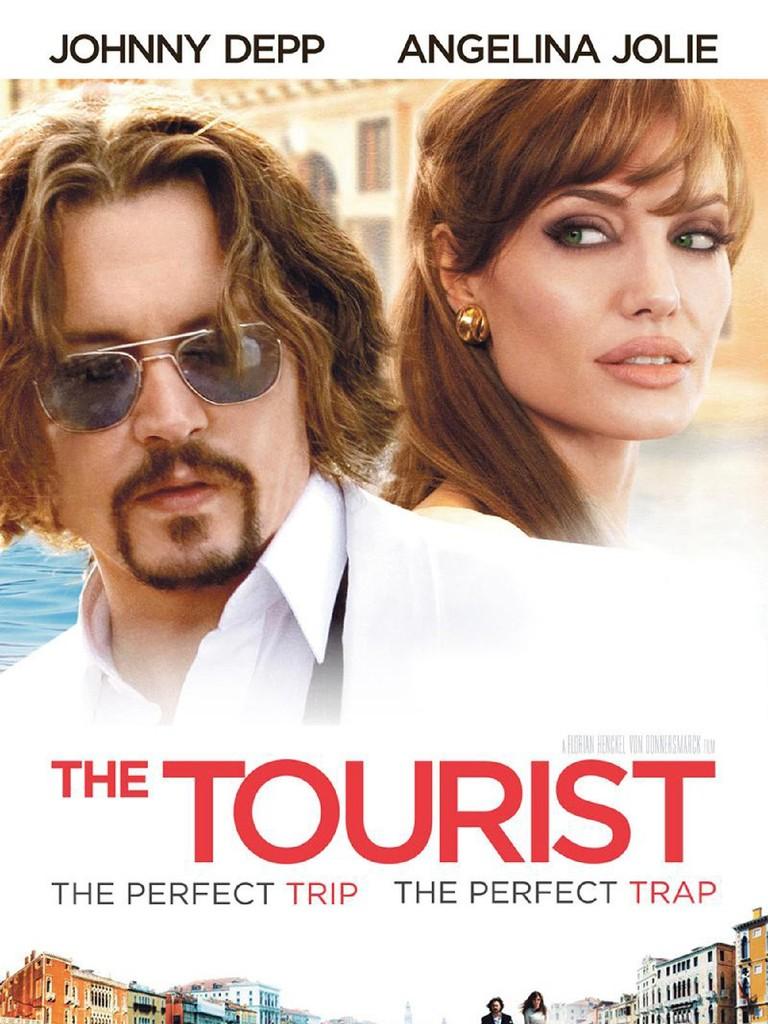 The tourist / Florian Henckel Von Donnersmarck, réal. | HENCKEL VON DONNERSMARCK, Florian. Monteur