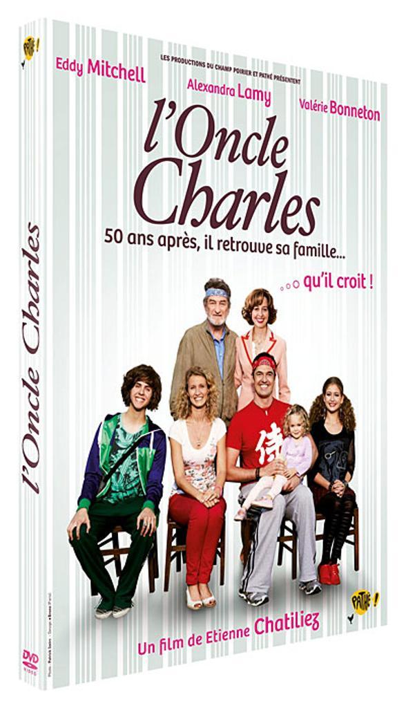 L' Oncle Charles / Etienne Chatiliez, réal.   CHATILIEZ, Etienne. Monteur