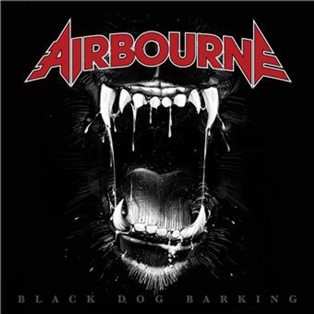 Black dog barking / Airbourne   AIRBOURNE. Interprète