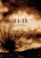 14-18 : une minute de silence à nos arrière-grands-pères courageux / Dedieu | DEDIEU, Thierry. Auteur