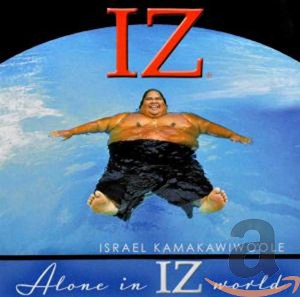 Alone in IZ world / IZ   IZ. Interprète