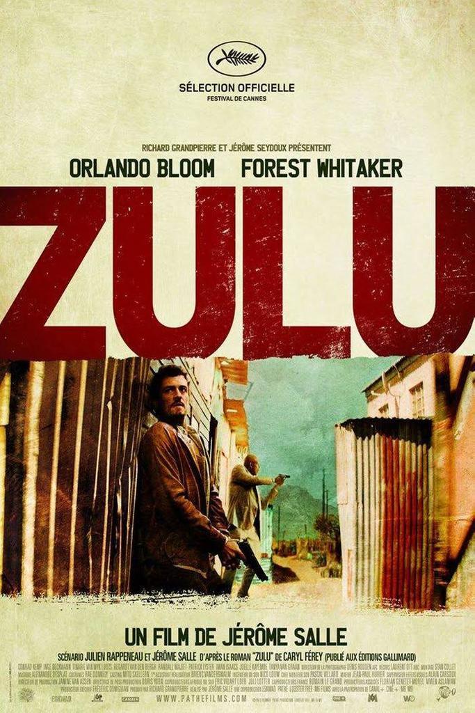 Zulu / Jérôme Salle, réal. | SALLE, Jérome. Monteur