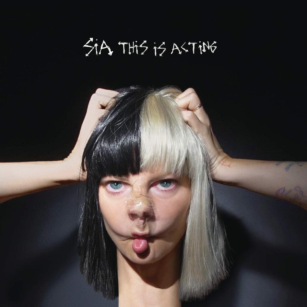 This is acting / Sia   SIA. Interprète
