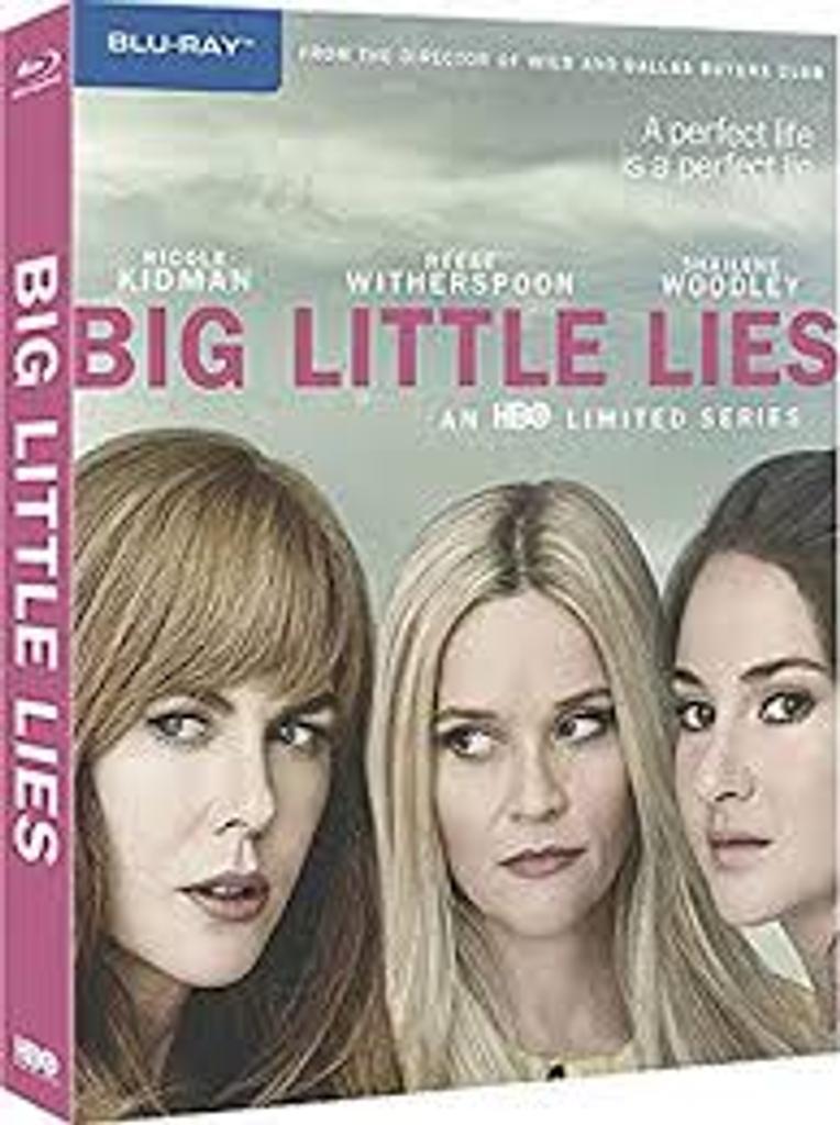 Big Little lies / Jean Marc Vallée, réal.   VALLEE, Jean Marc. Metteur en scène ou réalisateur