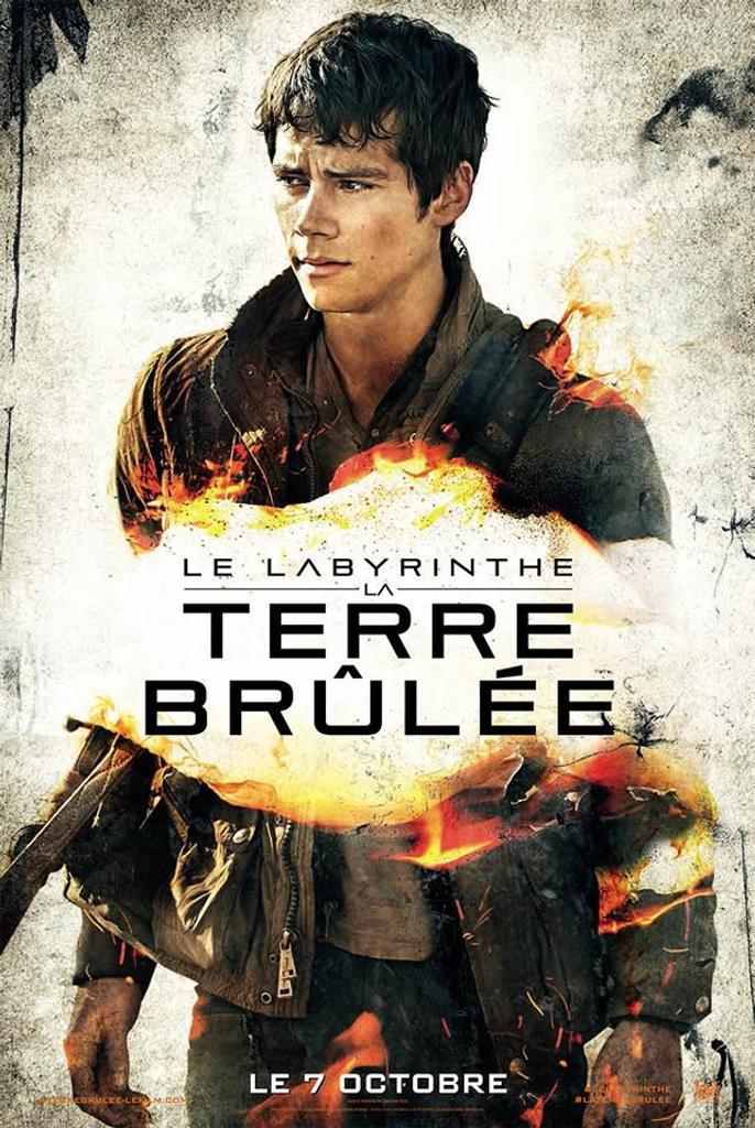 Le Labyrinthe, La Terre brulée. 2 / Wes Ball, réal.   BALL, Wes. Monteur