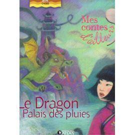 Le Dragon du palais des pluies / Edouard Dia , Gilles Laurendon   DIA, Edouard. Auteur