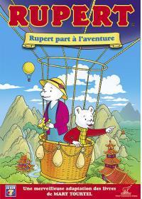 Rupert part à l'aventure / auteur d'oeuvres adaptés Mary Tourtel | Tourtel, Mary. Antécédent bibliographique