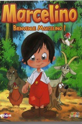 Marcelino : bienvenue Marcelino ! / réalisateur de film Xavier Picard | PICARD, Xavier. Monteur