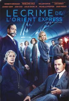 Le Crime de l'Orient Express / Kenneth Branagh, réal. | BRANAGH, Kenneth. Metteur en scène ou réalisateur. Acteur