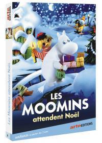Les moomins attendent Noël / D'après les livres de Tove Jansson    JANSSON, Tove. Auteur