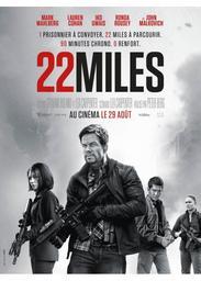 22 miles / Peter Berg, réal.  | BERG, Peter. Metteur en scène ou réalisateur