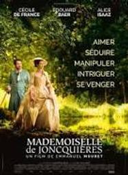 Mademoiselle de Joncquières / Emmanuel Mouret, réal. | MOURET, Emmanuel. Monteur