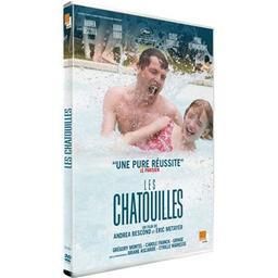 Les Chatouilles / Andréa Bescond, Eric Métayer , réal. et scénar.  | BESCOND, Andréa. Metteur en scène ou réalisateur. Scénariste. Acteur