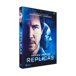 Replicas / Jeffrey Nachmanoff, réal. | NACHMANOFF, Jeffrey. Metteur en scène ou réalisateur