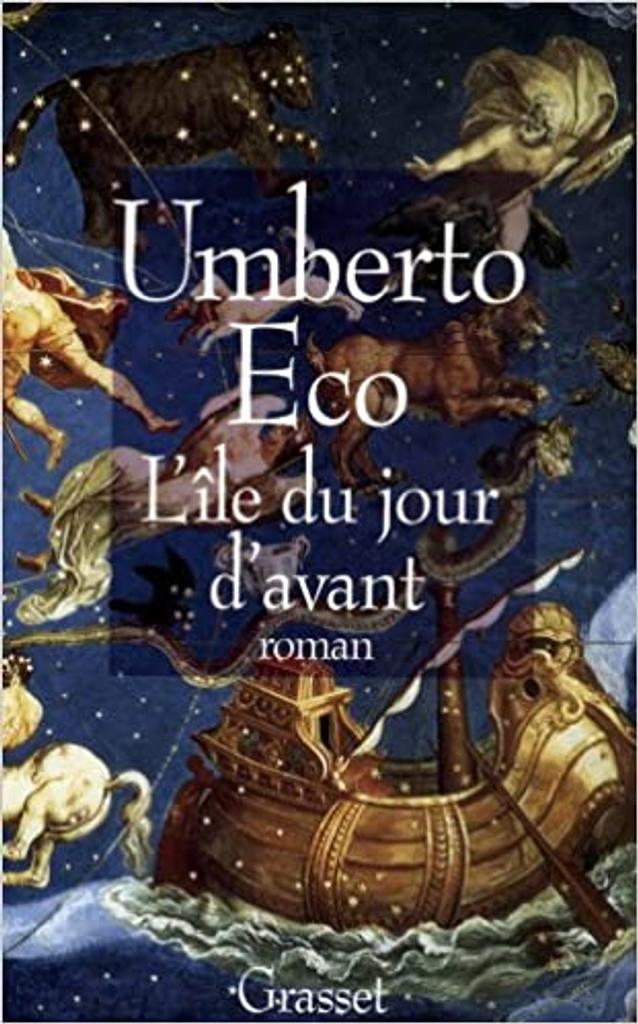 L' IIe du jour d'avant : roman / Umberto ECO | ECO, Umberto