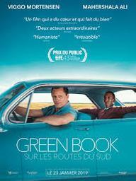Green book / Peter Farrelly, réal. | FARRELLY, Peter. Metteur en scène ou réalisateur