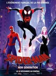 Spider-Man new génération / Bob Persichetti, réal.  | PERSICHETTI, Bob. Monteur
