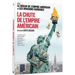 La chute de l'empire américain / Denys Arcand, réal. | ARCAND, Denys. Metteur en scène ou réalisateur. Scénariste