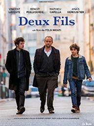 Deux fils / Félix Moati, réal. | MOATI, Félix. Metteur en scène ou réalisateur. Scénariste