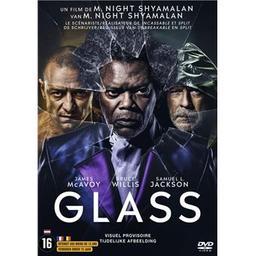 Glass / Manoj Night Shyamalan, réal. | NIGHT SHYAMALAN, M.. Metteur en scène ou réalisateur. Scénariste. Antécédent bibliographique