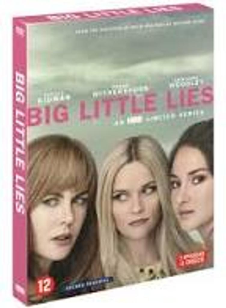 Big little lies - Saison 2 / Andrea Arnold, réal.   ARNOLD, Andréa. Metteur en scène ou réalisateur
