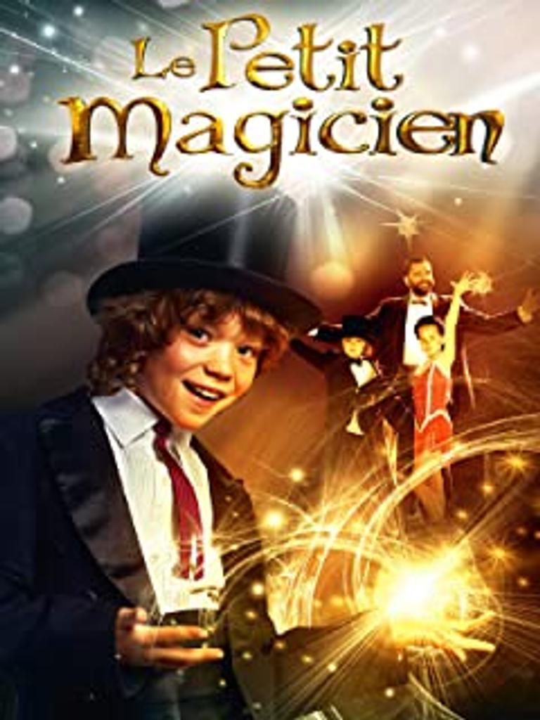Le petit magicien / Joram Lursen, réal. | Lursen, Joram. Monteur