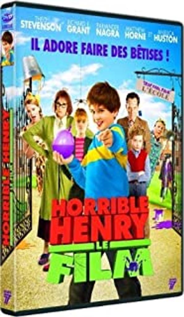 Horrible Henry : le film / Nick Moore, réal. |