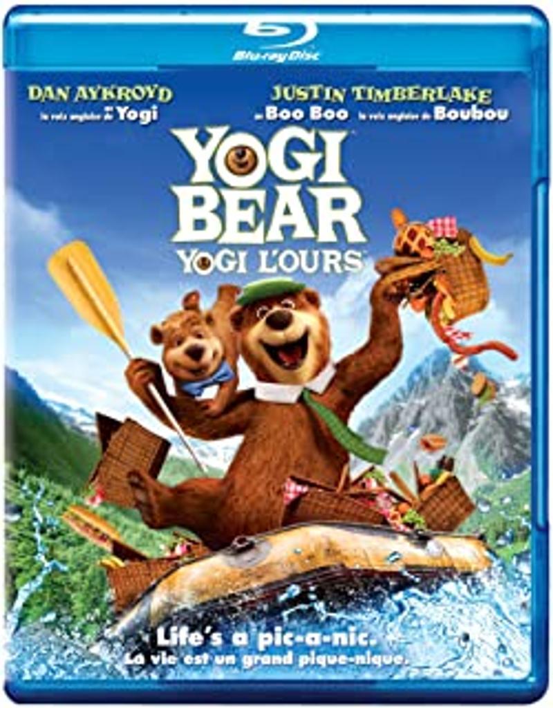 Yogi l'ours / Eric Brevig, réal. | BREVIG, Eric. Metteur en scène ou réalisateur