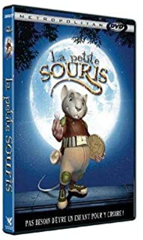 la Petite souris = El raton Perez / Juan Pablo Buscarini, réal. | Buscarini, Juan Pablo. Monteur