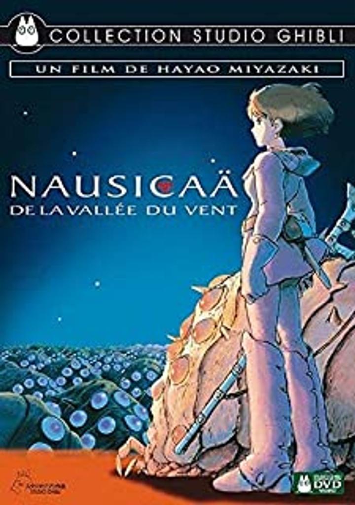 Nausicaä de la vallée du vent / réalisateur de film Hayao Miyazaki | Miyazaki, Hayao (1941-....). Monteur