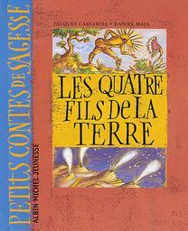 Les Quatre fils de la terre / Jacques Cassabois   CASSABOIS, Jacques. Auteur