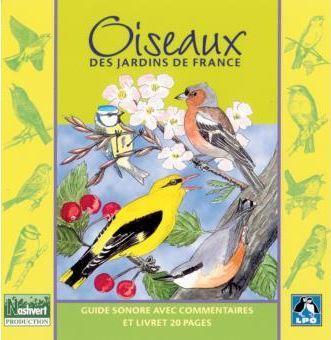 Oiseaux des jardins de France / Fernand Deroussen, prise de son   DEROUSSEN, Fernand. Autre